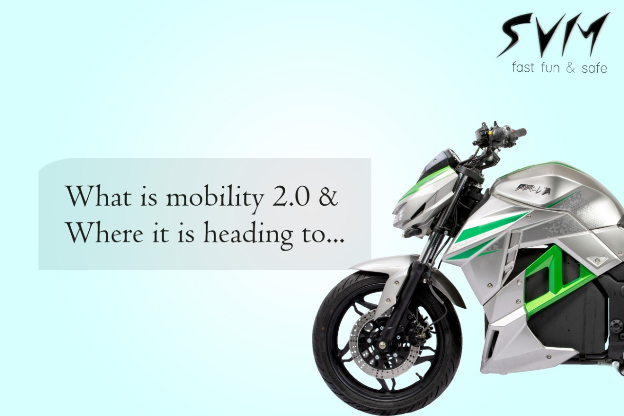 What is mobility 2.0  & where it is heading to?